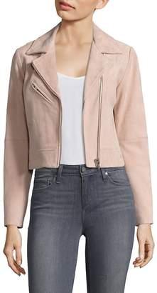 Veda Women's Nova Suede Moto Jacket