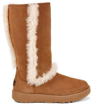 UGG Dyed Sheepskin Mid-Calf Boots