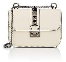 Valentino Women's Lock Small Shoulder Bag - Ivory
