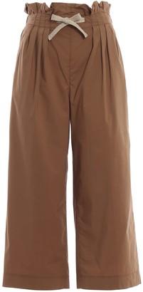 Dondup Iole Cotton Trousers