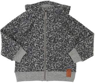 Mickey Prints Cotton Sweatshirt Hoodie