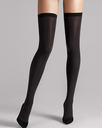 Wolford Fatal 80 Seamless Stay-Up