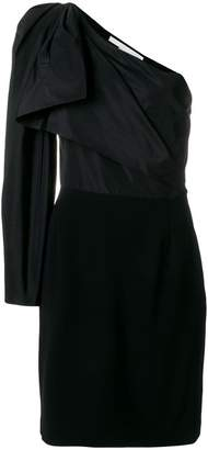 Stella McCartney oversized single sleeve dress