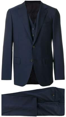 Caruso three-piece suit