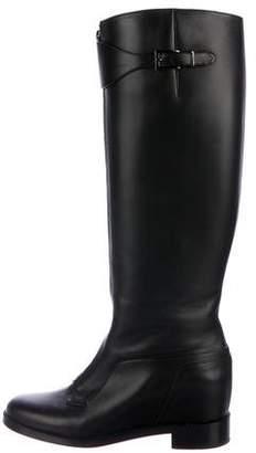 Christian Louboutin Foresta Knee-High Boots