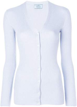 Prada V-neck cardigan