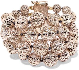 Rosantica Innocenza Gold-tone Bracelet