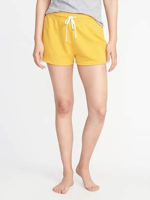 Old Navy French-Terry Drawstring Shorts for Women