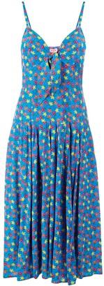 Lhd floral print dress