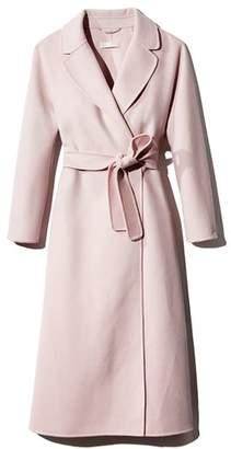 Max Mara Esturia Wool Wrap Coat