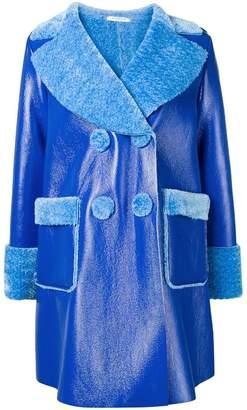 Lemaire Vivetta oversized buttoned coat