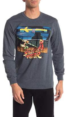 Bioworld Street Fighter Long Sleeve Tee