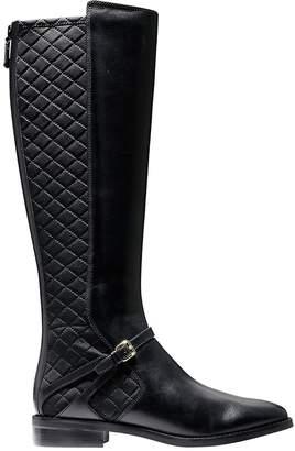 Cole Haan Women's Knee High Round Toe Boots
