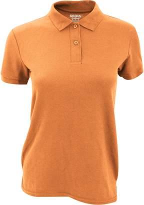 Gildan DryBlend Ladies Sport Double Pique Polo Shirt (L)