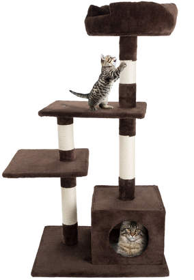 Trademark 4 Tier Cat Tree