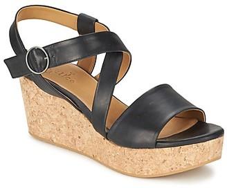 Coclico MEL women's Sandals in Black