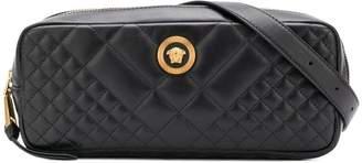 Versace quilted belt bag