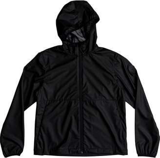 Quiksilver Kamakura Rains Hooded Rain Jacket