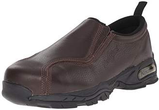 Nautilus 1620 Full Grain Leather ESD Safety Toe Slip-On