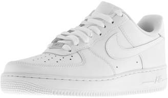 Nike Force 1 07 Trainers White