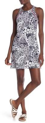 Tommy Bahama Paradise Printed Sleeveless Dress