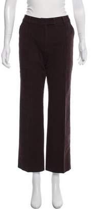 Burberry Mid-Rise Pants