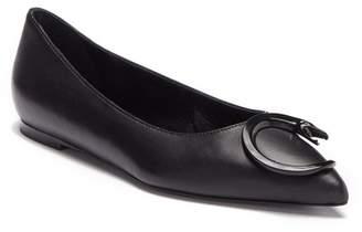 Roberto Cavalli Pointed Toe Flat