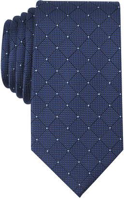 Perry Ellis Men's Sedium Grid Tie