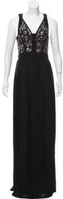 Rebecca Taylor Pleated Evening Dress w/ Tags