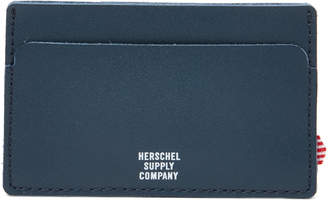 Herschel Peacoat Felix Leather Card Case