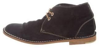 Elia Maurizi Suede Desert Boots