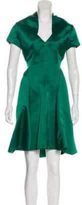 Christian Dior Silk Evening Dress Set