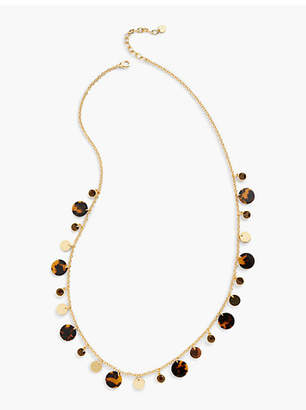 Talbots Tort Layering Necklace