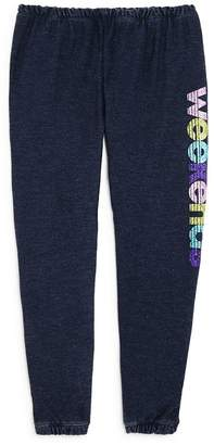 Chaser Girls' Sparkle Weekends Pants - Big Kid