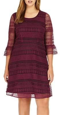 Studio 8 Demelza Lace Dress, Purple
