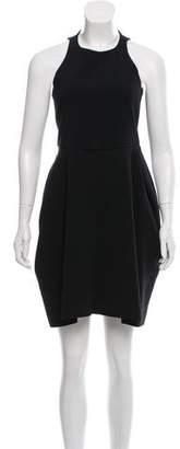 Celine A-Line Mini Dress