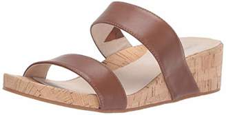 Kenneth Cole New York Women's Gia Low Wedge Slide Sandal M US