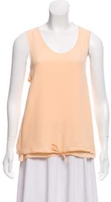 Chloé Silk Sleeveless Dress w/ Tags