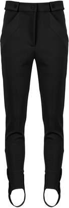 Gloria Coelho Ski fuseau pants