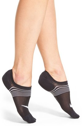 Women's Nike 3-Pack No-Show Socks $16 thestylecure.com
