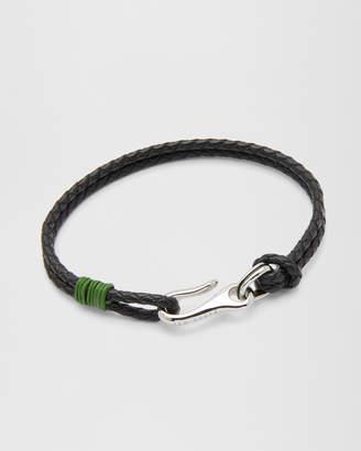 Ted Baker TWIRL Double strand leather bracelet
