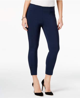 Style&Co. Style & Co Snap-Hem Ultra-Skinny Capri Pants, Created for Macy's