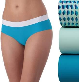 New Balance Women's 3-pack Premium Performance Hipster Panties NB4050-3