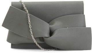Day To Evening Bow Clutch