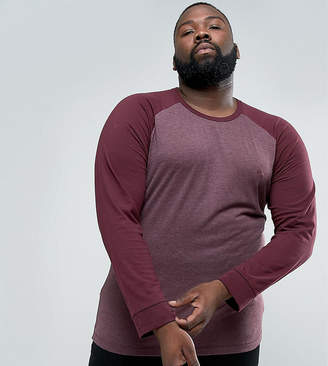 French Connection PLUS Long Sleeve Raglan Top