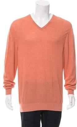 Loro Piana Silk and Cashmere-Blend Sweater w/ Tags