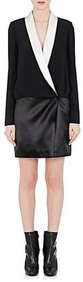 Lanvin Women's Crepe Tuxedo Dress