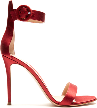 Portofino satin sandals
