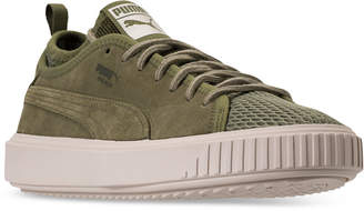 Puma Men's Breaker Mesh Casual Sneakers from Finish Line