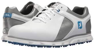 Foot Joy FootJoy Pro SL Spikeless Plain Toe Rover Men's Golf Shoes
